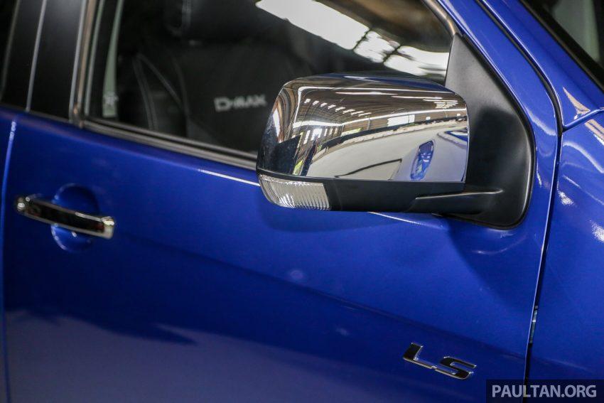 2019 Isuzu D-MAX 小改款正式发布,售价从RM80k起 Image #105895