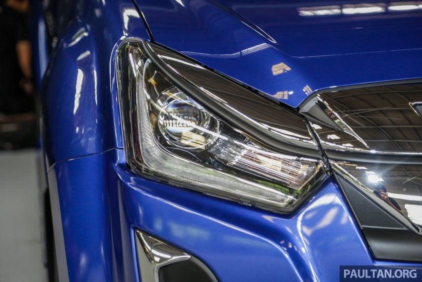 2019 Isuzu D-MAX 小改款正式发布,售价从RM80k起 Image #105889