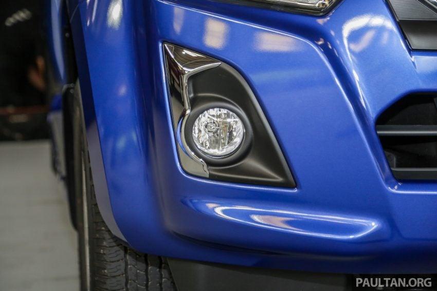 2019 Isuzu D-MAX 小改款正式发布,售价从RM80k起 Image #105891