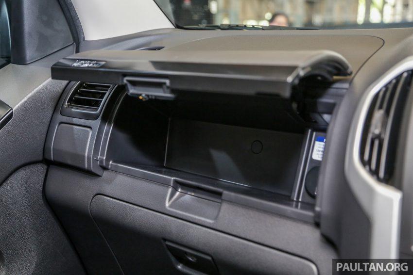2019 Isuzu D-MAX 小改款正式发布,售价从RM80k起 Image #105931