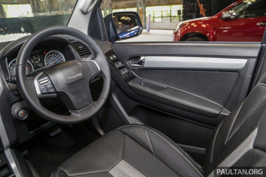 2019 Isuzu D-MAX 小改款正式发布,售价从RM80k起 Image #105938