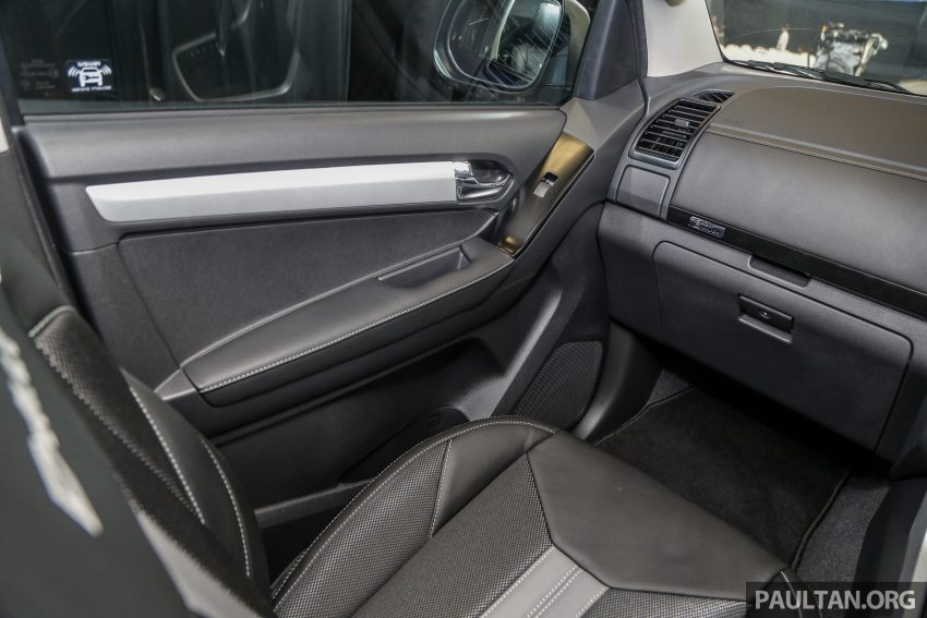 2019 Isuzu D-MAX 小改款正式发布,售价从RM80k起 Image #105939