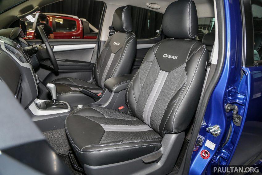 2019 Isuzu D-MAX 小改款正式发布,售价从RM80k起 Image #105944