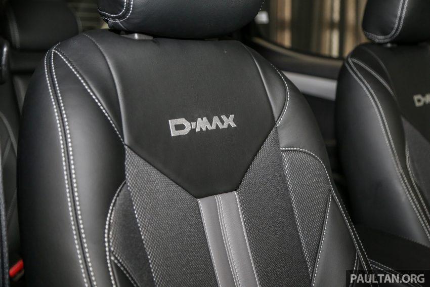 2019 Isuzu D-MAX 小改款正式发布,售价从RM80k起 Image #105945