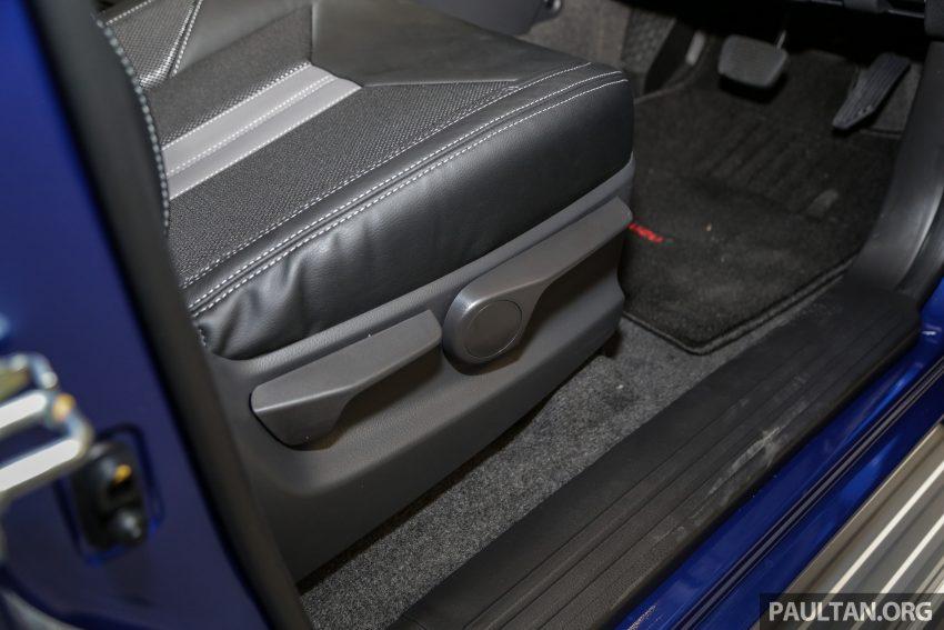 2019 Isuzu D-MAX 小改款正式发布,售价从RM80k起 Image #105948