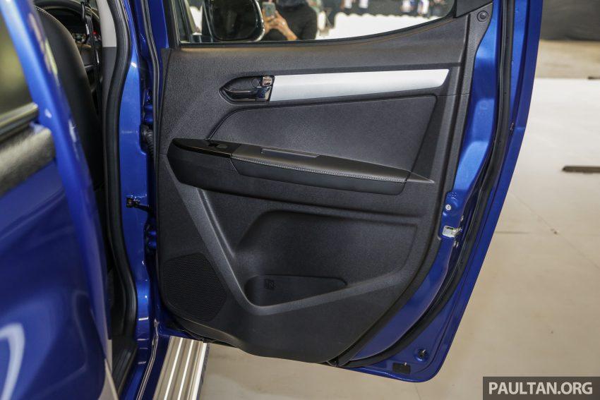 2019 Isuzu D-MAX 小改款正式发布,售价从RM80k起 Image #105949