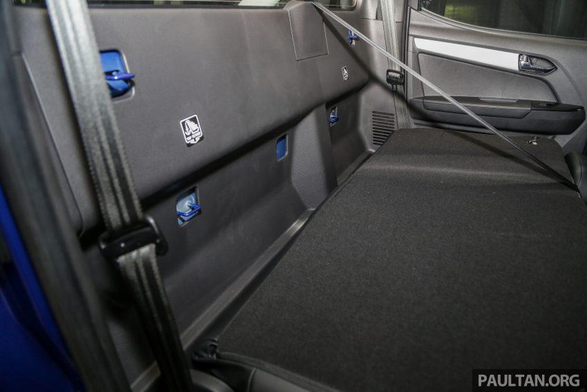 2019 Isuzu D-MAX 小改款正式发布,售价从RM80k起 Image #105955