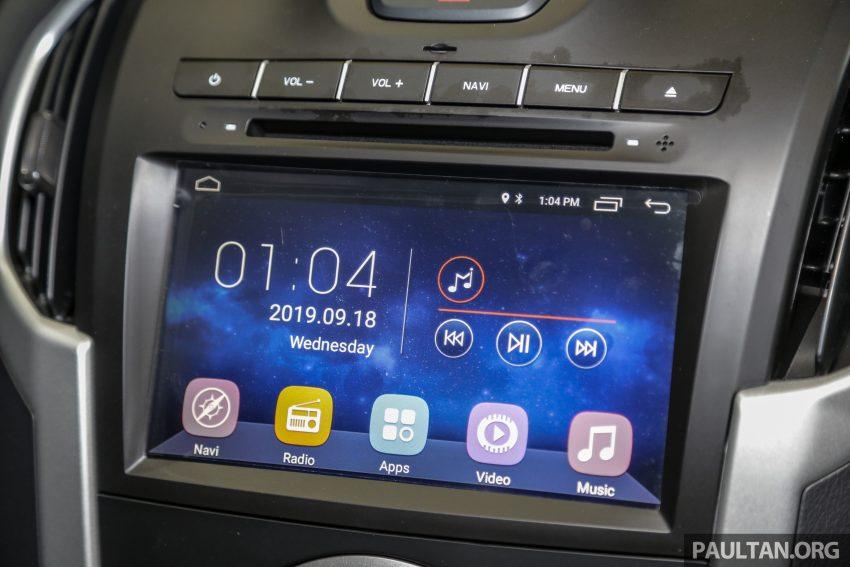 2019 Isuzu D-MAX 小改款正式发布,售价从RM80k起 Image #105923
