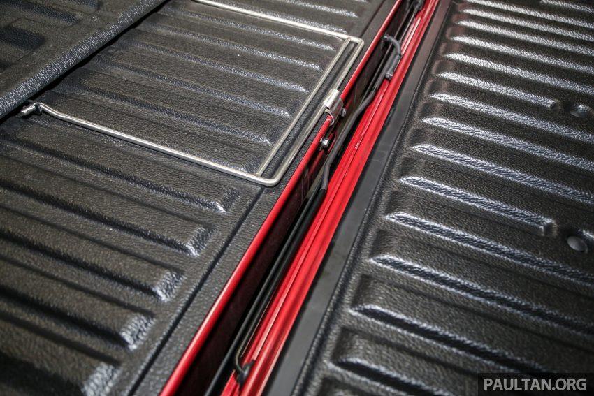 2019 Isuzu D-MAX 小改款正式发布,售价从RM80k起 Image #105973