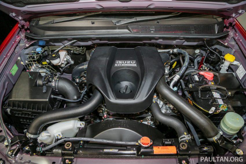 2019 Isuzu D-MAX 小改款正式发布,售价从RM80k起 Image #105975