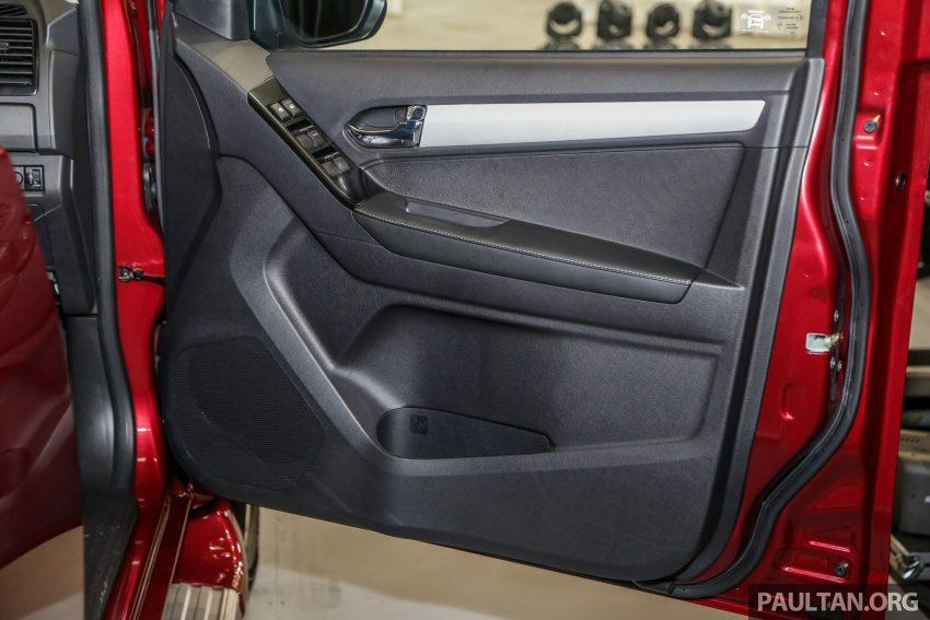 2019 Isuzu D-MAX 小改款正式发布,售价从RM80k起 Image #105988