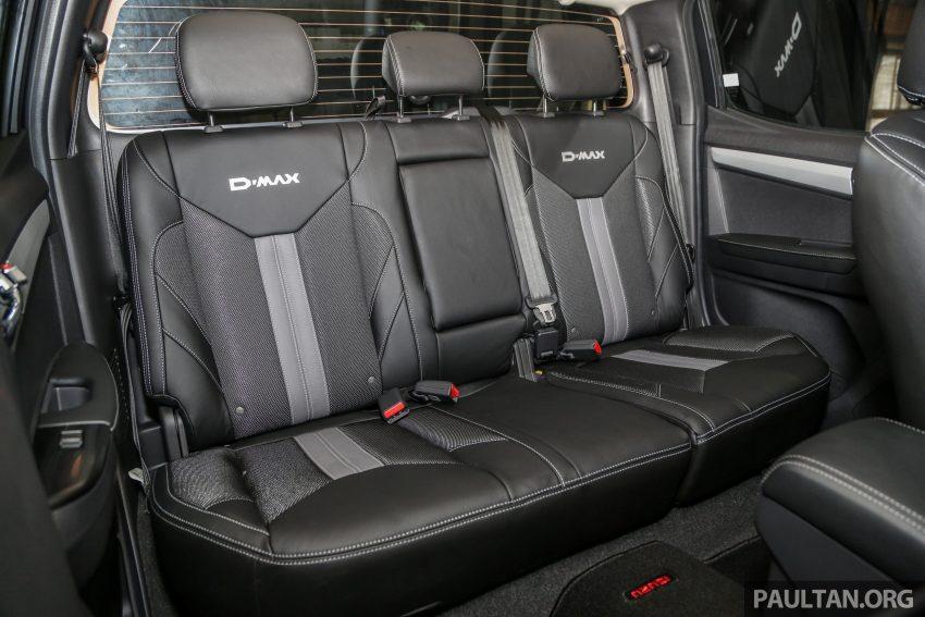 2019 Isuzu D-MAX 小改款正式发布,售价从RM80k起 Image #105993