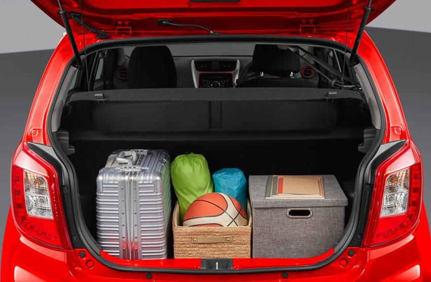2019 Perodua Axia 小升级开售, VSC入列, 新增跨界等级 Image #106150