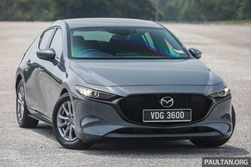 试驾:全新四代 Mazda 3,迄今最精致的非豪华品牌车型 Image #105722