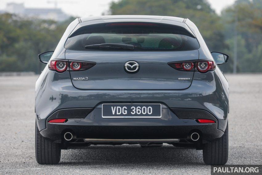 试驾:全新四代 Mazda 3,迄今最精致的非豪华品牌车型 Image #105735