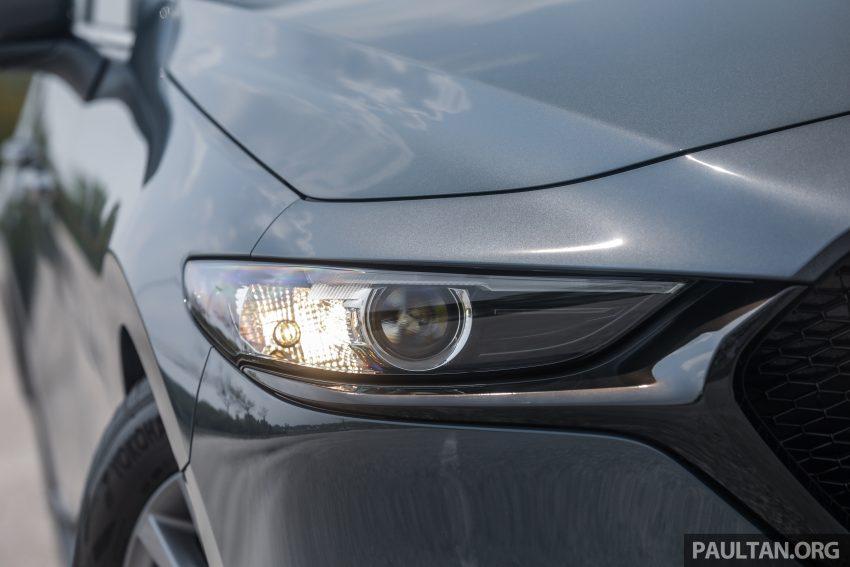 试驾:全新四代 Mazda 3,迄今最精致的非豪华品牌车型 Image #105737