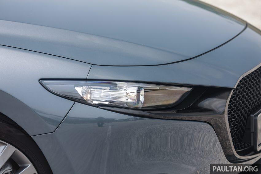 试驾:全新四代 Mazda 3,迄今最精致的非豪华品牌车型 Image #105738
