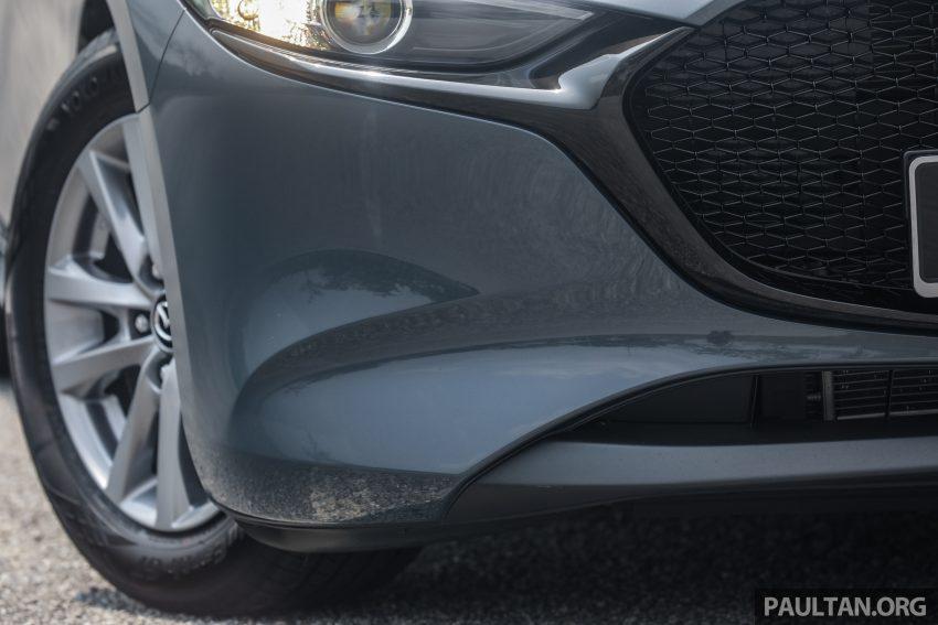 试驾:全新四代 Mazda 3,迄今最精致的非豪华品牌车型 Image #105739