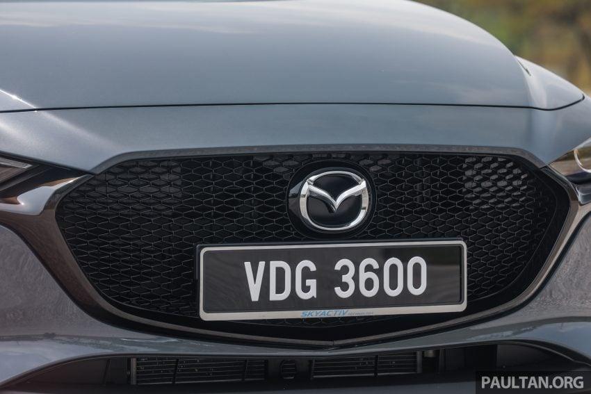 试驾:全新四代 Mazda 3,迄今最精致的非豪华品牌车型 Image #105740