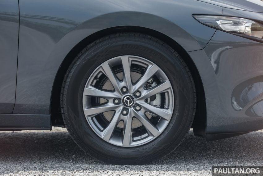 试驾:全新四代 Mazda 3,迄今最精致的非豪华品牌车型 Image #105742