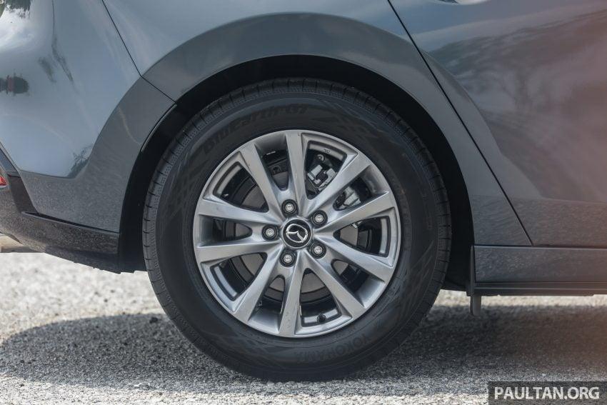 试驾:全新四代 Mazda 3,迄今最精致的非豪华品牌车型 Image #105743