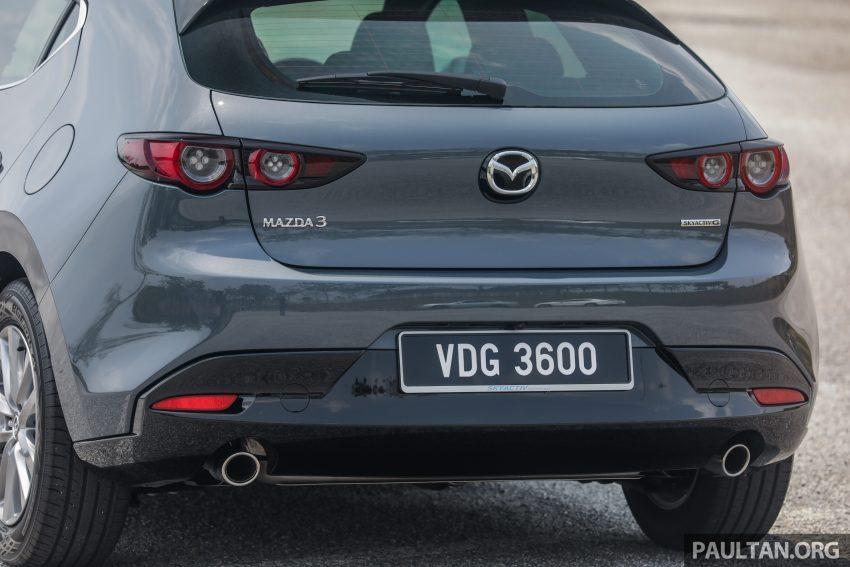 试驾:全新四代 Mazda 3,迄今最精致的非豪华品牌车型 Image #105748