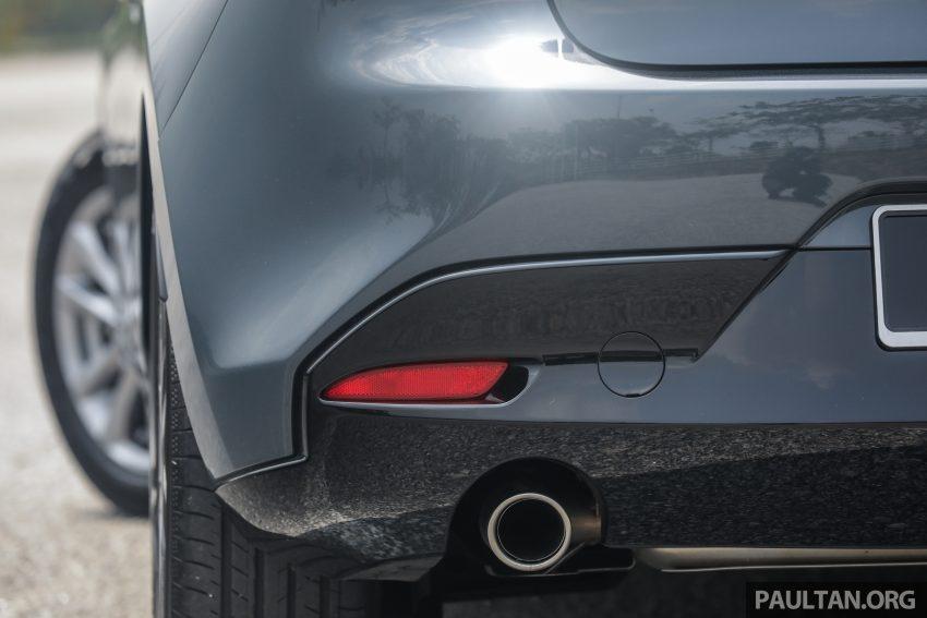 试驾:全新四代 Mazda 3,迄今最精致的非豪华品牌车型 Image #105751