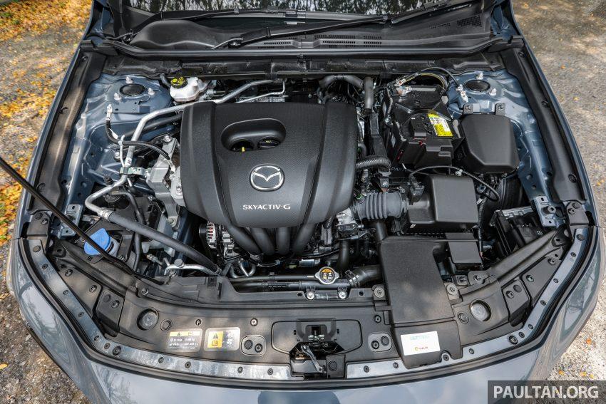 试驾:全新四代 Mazda 3,迄今最精致的非豪华品牌车型 Image #105757