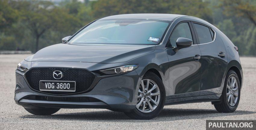 试驾:全新四代 Mazda 3,迄今最精致的非豪华品牌车型 Image #105725