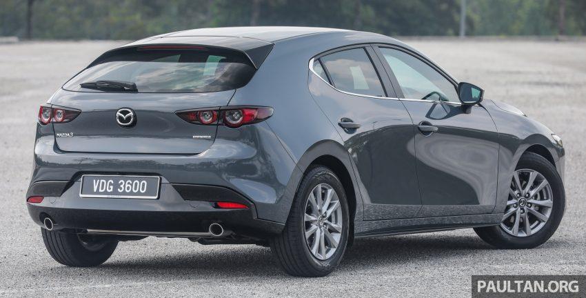 试驾:全新四代 Mazda 3,迄今最精致的非豪华品牌车型 Image #105726