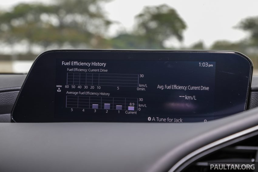 试驾:全新四代 Mazda 3,迄今最精致的非豪华品牌车型 Image #105771