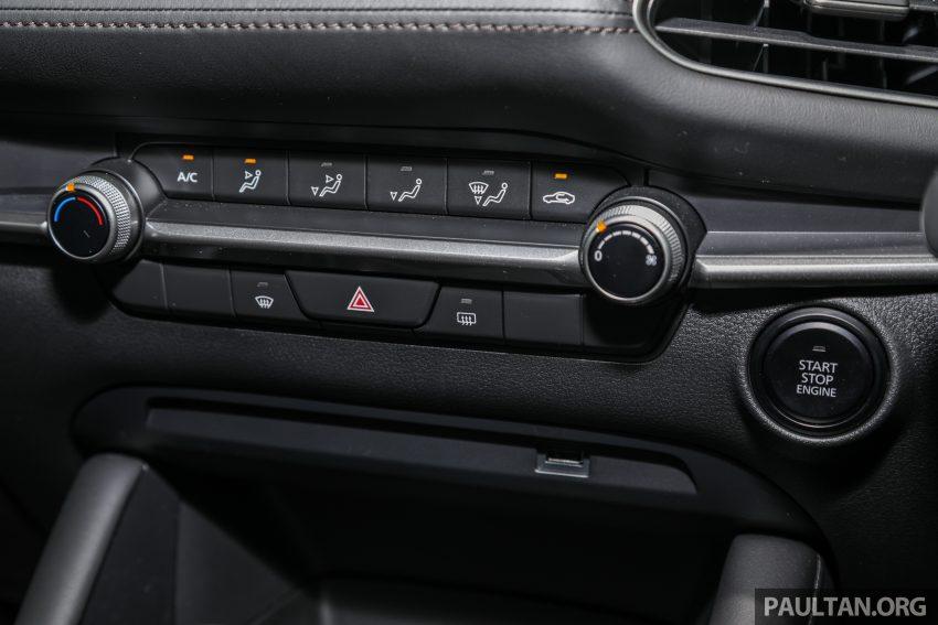 试驾:全新四代 Mazda 3,迄今最精致的非豪华品牌车型 Image #105776