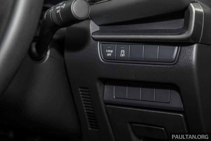 试驾:全新四代 Mazda 3,迄今最精致的非豪华品牌车型 Image #105786