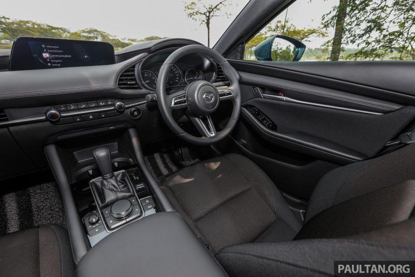 试驾:全新四代 Mazda 3,迄今最精致的非豪华品牌车型 Image #105788
