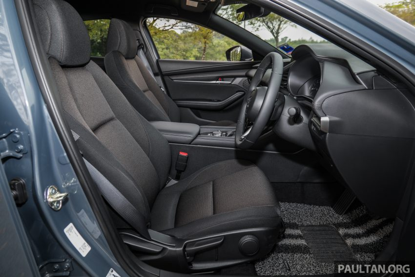 试驾:全新四代 Mazda 3,迄今最精致的非豪华品牌车型 Image #105790