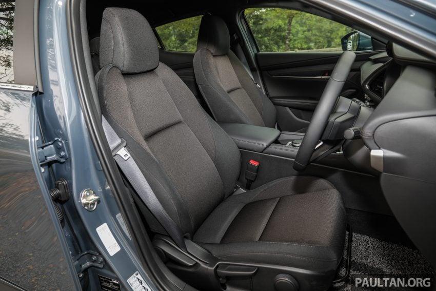 试驾:全新四代 Mazda 3,迄今最精致的非豪华品牌车型 Image #105792