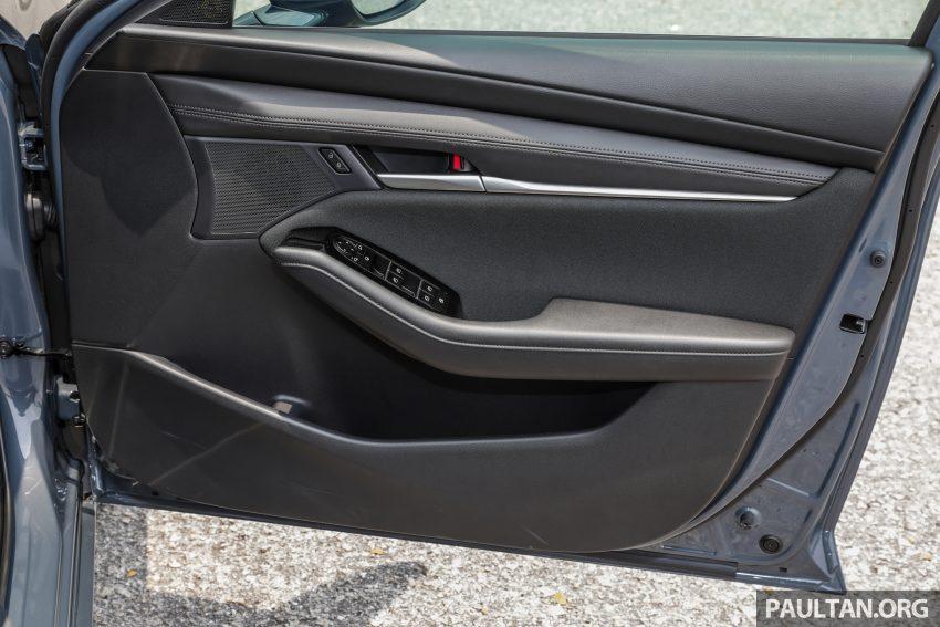 试驾:全新四代 Mazda 3,迄今最精致的非豪华品牌车型 Image #105794