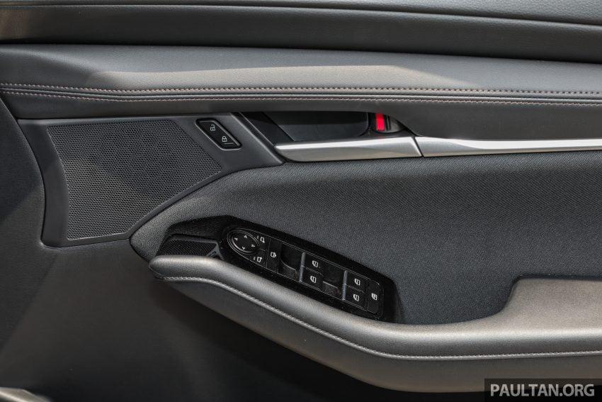 试驾:全新四代 Mazda 3,迄今最精致的非豪华品牌车型 Image #105795
