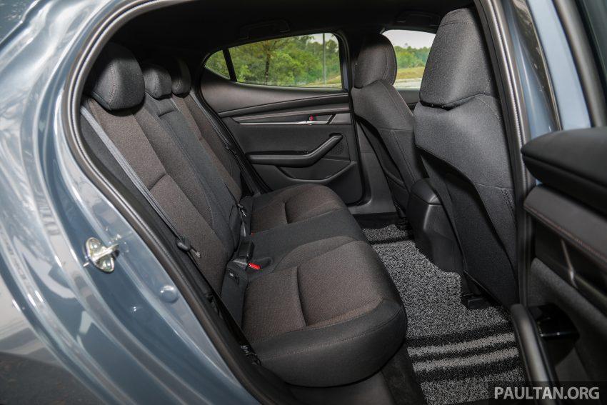 试驾:全新四代 Mazda 3,迄今最精致的非豪华品牌车型 Image #105796