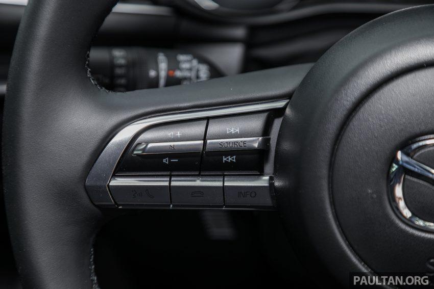 试驾:全新四代 Mazda 3,迄今最精致的非豪华品牌车型 Image #105762