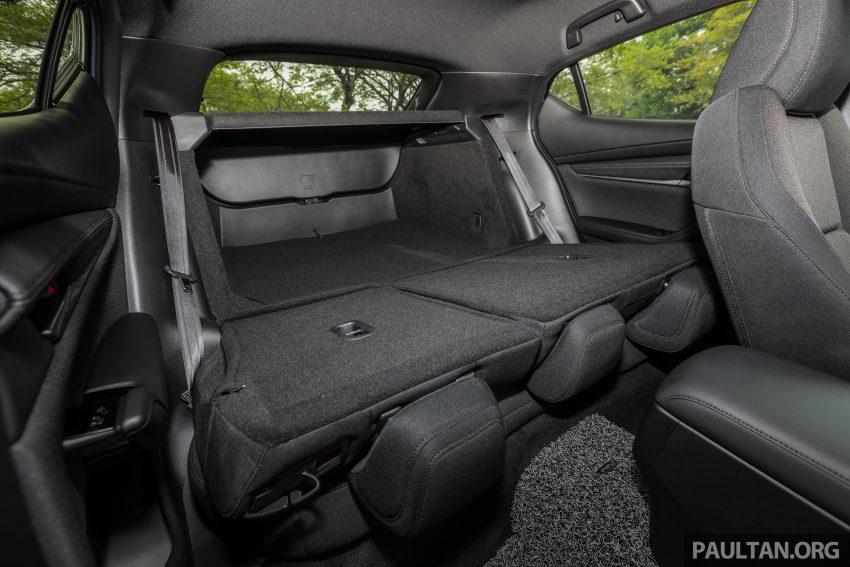 试驾:全新四代 Mazda 3,迄今最精致的非豪华品牌车型 Image #105798