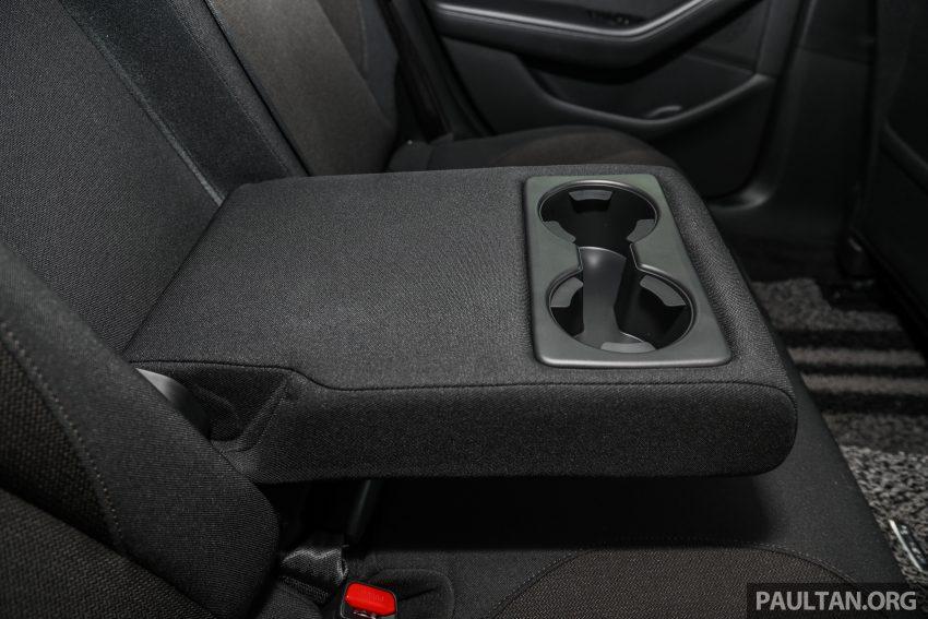 试驾:全新四代 Mazda 3,迄今最精致的非豪华品牌车型 Image #105799