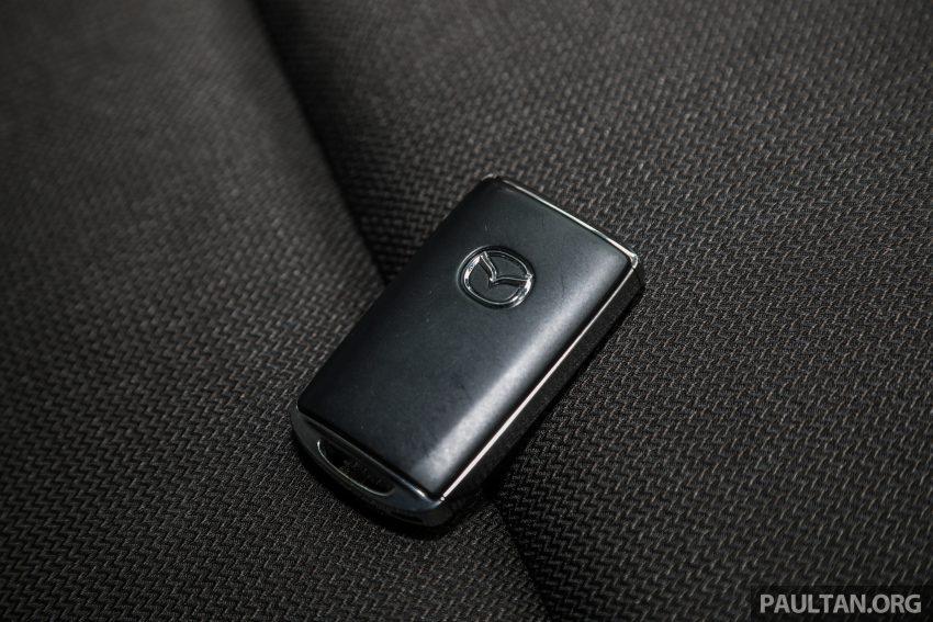 试驾:全新四代 Mazda 3,迄今最精致的非豪华品牌车型 Image #105805