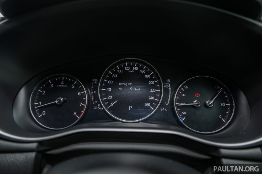 试驾:全新四代 Mazda 3,迄今最精致的非豪华品牌车型 Image #105765