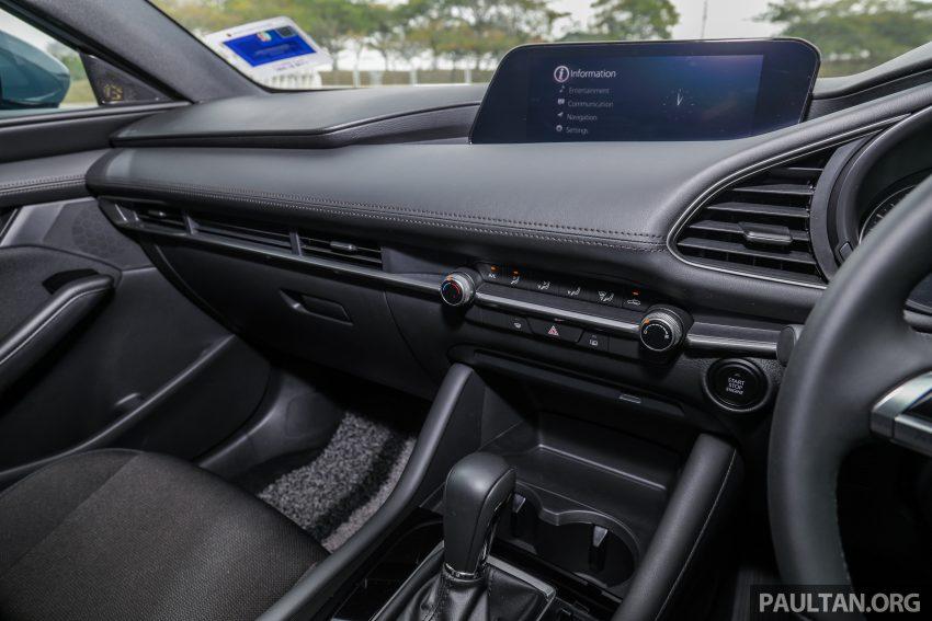 试驾:全新四代 Mazda 3,迄今最精致的非豪华品牌车型 Image #105767