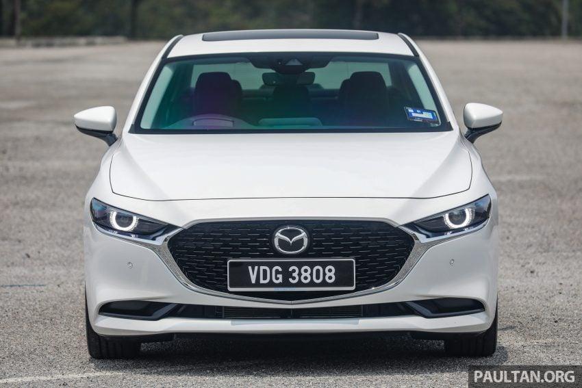 试驾:全新四代 Mazda 3,迄今最精致的非豪华品牌车型 Image #105643