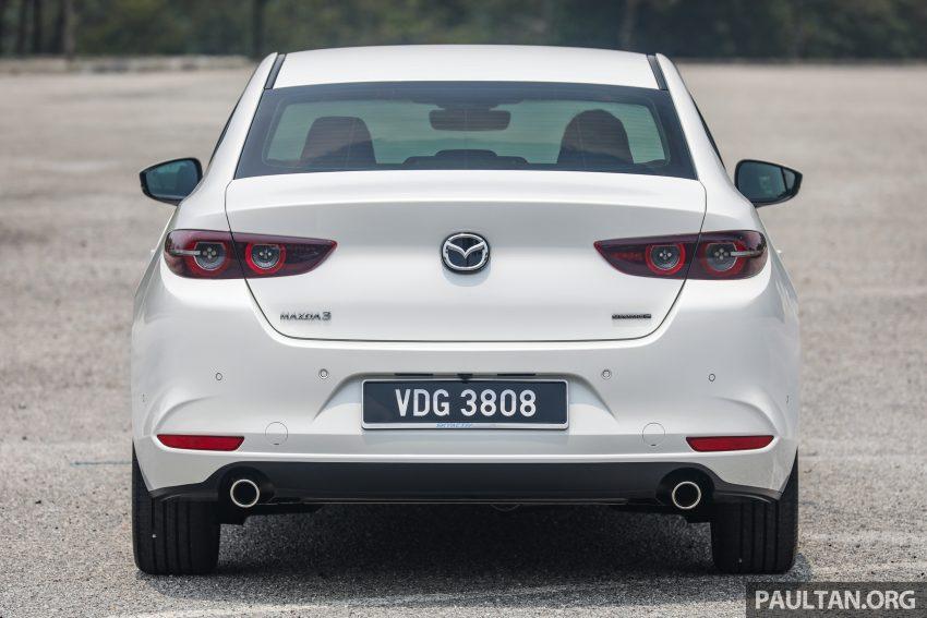 试驾:全新四代 Mazda 3,迄今最精致的非豪华品牌车型 Image #105645