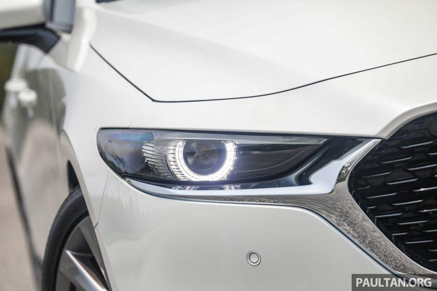 试驾:全新四代 Mazda 3,迄今最精致的非豪华品牌车型 Image #105648