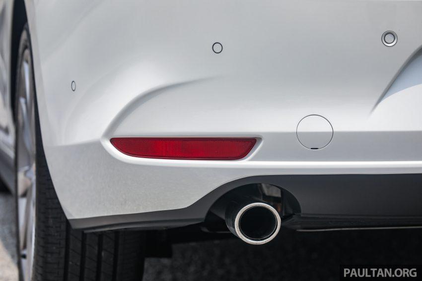 试驾:全新四代 Mazda 3,迄今最精致的非豪华品牌车型 Image #105663