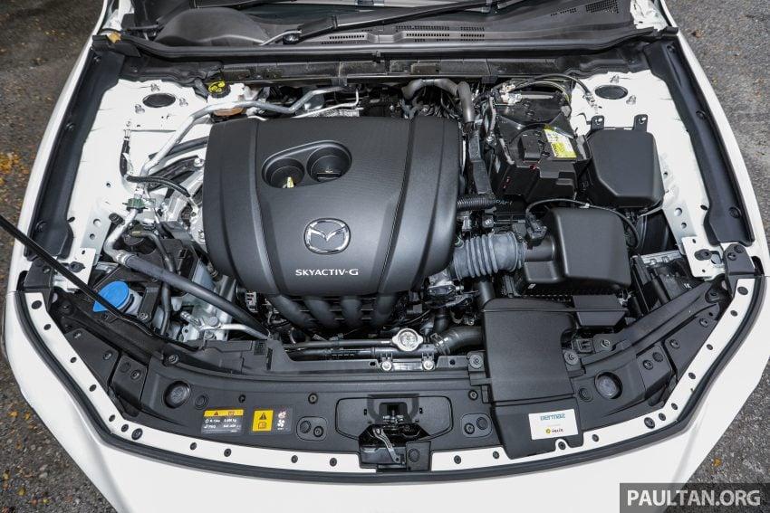 试驾:全新四代 Mazda 3,迄今最精致的非豪华品牌车型 Image #105668